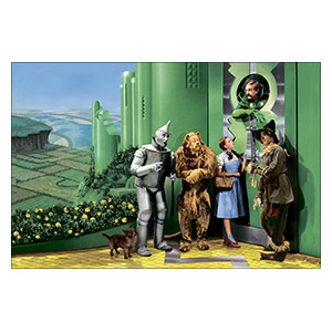 Wizard of Oz. Размер: 30 х 20 см